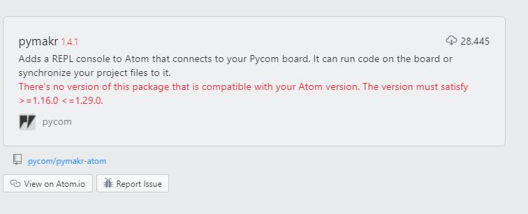 Pymakr V2 fails on recent recent Debian distr | Pycom user forum