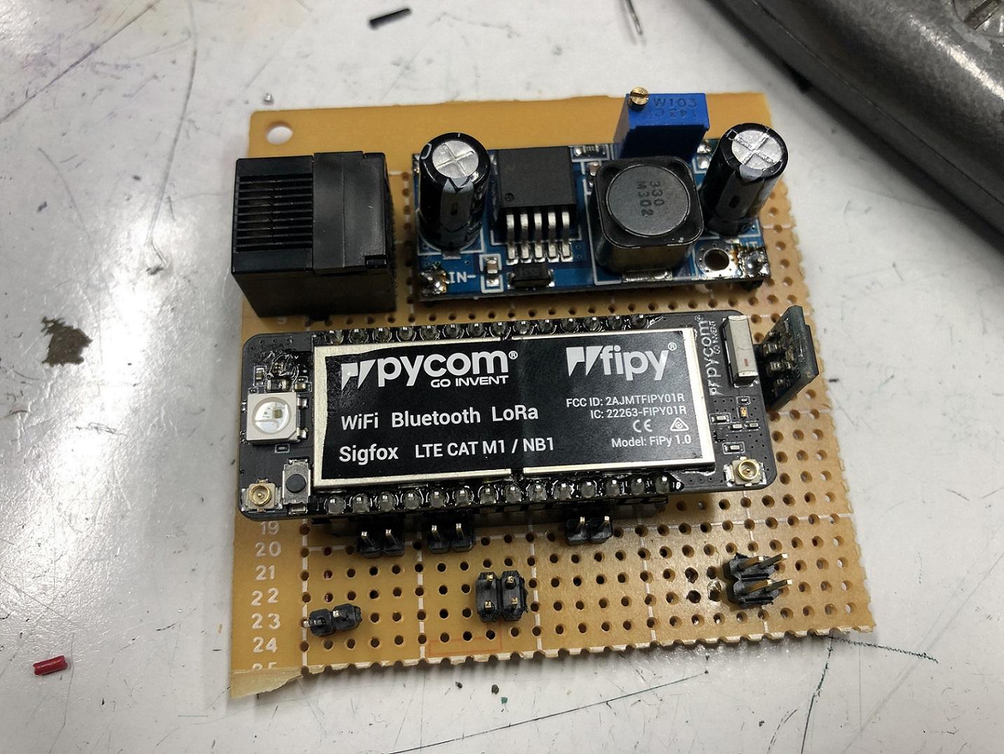 Optimal I2C pullup resistors | Pycom user forum